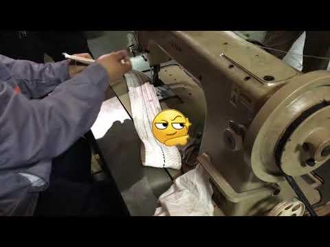 Xxx Mp4 Chinese Engineer Teaching CL F120 Big Bag Sewing Machine Saudi Arabia 3gp Sex
