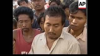 Orang jawa diganyang pribumi kalimantan - Tragedi Sampit 1998