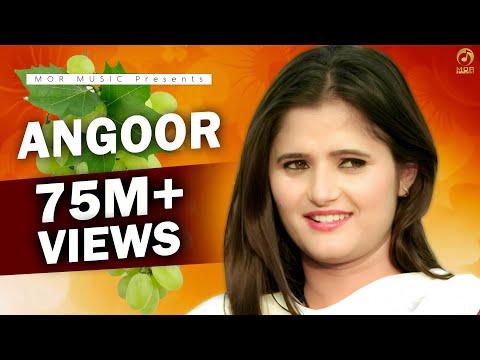 New Song 2016 Angoor # Anjali Raghav # Lalit # Masoom & Sheenam || Mor Music New Haryanvi Latest