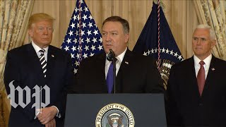 Watch Mike Pompeo