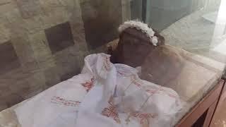 دير الشهداء العامر بالجبل الشرقى باخميم
