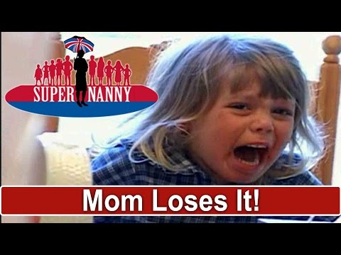 Xxx Mp4 Mum Loses It At Screaming Kids Supernanny 3gp Sex
