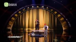 Arabs Got Talent- عرض النصف نهائيات – Sofaz