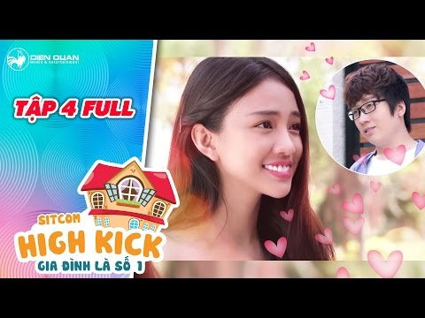 Gia đình là số 1 sitcom   tập 4 full: con trai Thu Trang bị Yumi