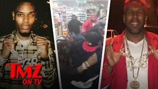 Fetty Wap Robbed - Shoot Out Ensued | TMZ