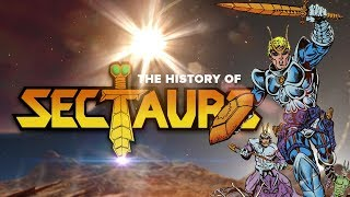 The History of Sectaurs: Creepy Insect Puppets?