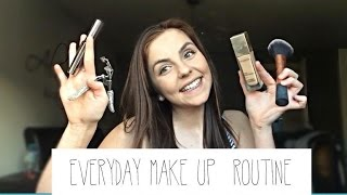Everyday Make Up Routine||Jess Vick||