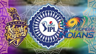 (GAMING SERIES) VIVO IPL 9 GROUP 2 MATCH 1 - KOLKATA KNIGHT RIDERS v MUMBAI INDIANS