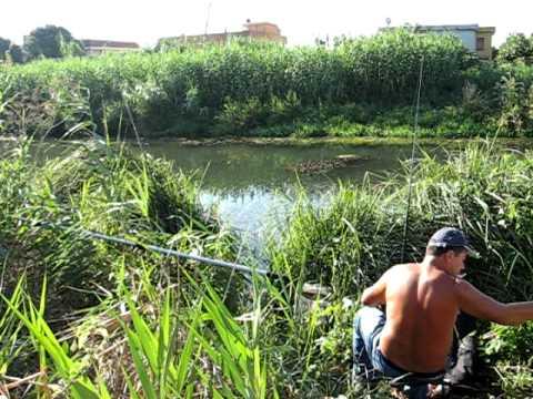 o zi de pescuit