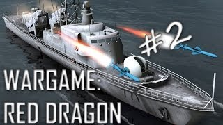 Wargame: Red Dragon Beta Gameplay #2 (Another D-Day in Paradise, 3v3)