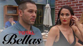 Brie, Bryan & JJ Trick Nikki Bella Into a Blind Date | Total Bellas | E!