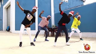 Kwesi Arthur x Quamina mp ft kofi kinaata  party Dance video by YKD Merry Christmas