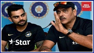 Ravi Shastri Speaks After Crucial Meeting With BCCI