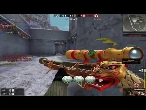 Blackshot Lantaka Lance Gameplay New Gun