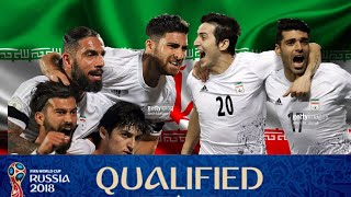 Official Video of the National Team of Iran in the 2018 World Cup