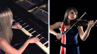 Mass Effect 3: An End, Once and For All (Violin/Piano Cover) Taylor Davis & Lara de Wit
