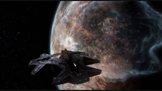 Stargate - The best space battles remake - HD