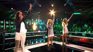Pien, Lore & Tine - 'Spectrum' | Battles | The Voice Kids | VTM