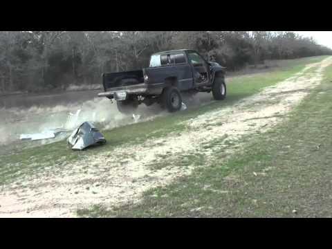 4x4 Destruction Crash offroading jumping