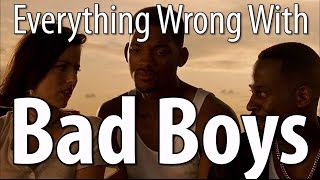 Everything Wrong With Bad Boys In A Great Deal Of Minutes