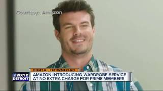 Amazon introducing wardrobe service at no extra cost for Prime members