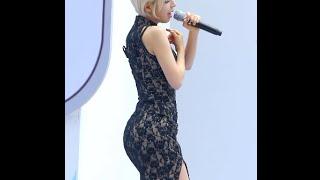 140607AOA Miniskirt   Park Cho Ah