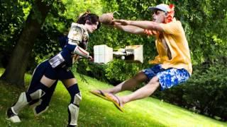 Découvrez les cosplays Combats et amitié ! [détente]