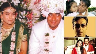 নায়ক অজয় দেবগন এর জীবন কাহিনী !!   Biography of Bollywood Actor Ajay Devgan 2016 !!