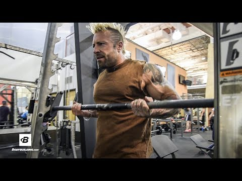 Xxx Mp4 Biceps And Triceps Workout Day 38 Kris Gethin S 8 Week Hardcore Training Program 3gp Sex