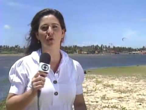 A Praia de Cumbuco CE