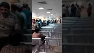 Iran - Bandar Abbas - grève générale des chauffeurs routiers, le 22 mai