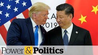 Trump hits China with tariff hike amid growing trade dispute | Power & Politics