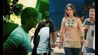 Zero Movie 2018 - Shahrukh Khan And  Katrina Kaif First Look