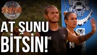 Murat Ceylan'ın Kenardan Verdiği İnanılmaz Taktikler | 113. Bölüm | Survivor 2018