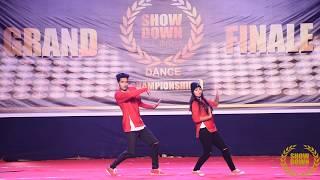 Best Duet Dance Performance By Sakshi On Nimbooda Nimbooda  By Unique Dance Crew