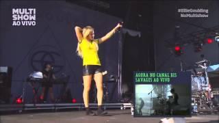You My Everything - Ellie Goulding Live Lollapalooza Brasil