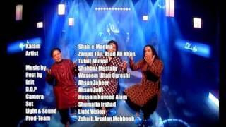 Shah e Madina, Qawwali, Assad, Tufail & Zaman, AAJ Kalam
