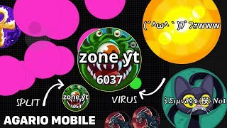 AGAR.IO MOBILE: AN UNSTOPPABLE DUO!