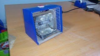 How to make mini heater (simple)