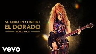 Shakira - Si Te Vas (Audio - El Dorado World Tour Live)