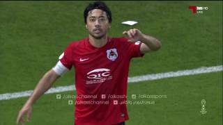 أهداف المباراة الريان 3 - 1 لخويا كأس الامير
