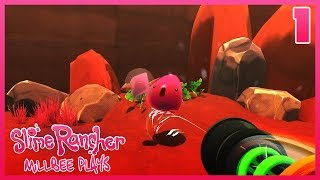 Millbee Returns to Slime Rancher - Episode 1 [Squanch Ranch]