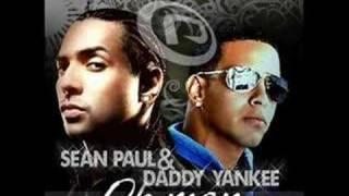Sean Paul ft. Daddy Yankee - Oh Man (with lyrics)