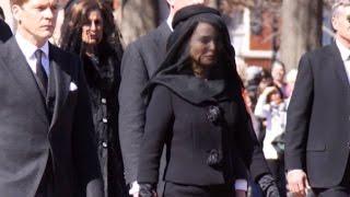 Natalie Portman Re-Lives JFK Funeral Scene While Shooting 'Jackie'