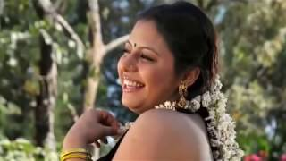 aunty hip fold in traspersnt saree