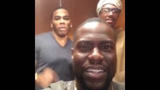 Kevin Hart  2016 Live - Promo Shoot for Real Husbands Of Hollywood