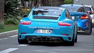 Porsche 991 Carrera S MK2 3.0L Turbo w/ Akrapovic Exhaust!