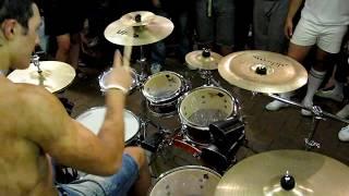 Amazing Stick Tricks Drum Solo Dylan Elise 2011 P6/10