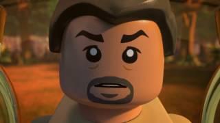 Lego Jurassic World A Fuga do Indominus Rex 2016 720p Bluray Dublado