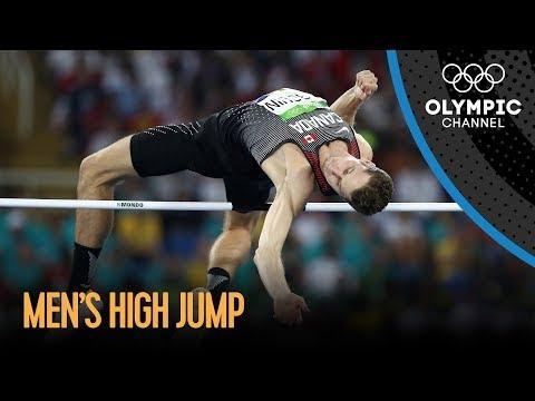 Rio Replay Men s High Jump Final